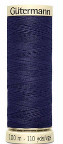 Gütermann Sew All Thread Polyester 100M Eggplant