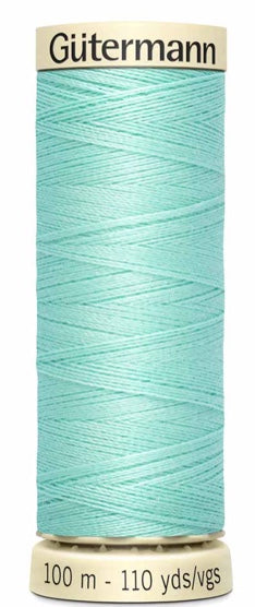 Gütermann Sew All Thread Polyester 100M Aqua