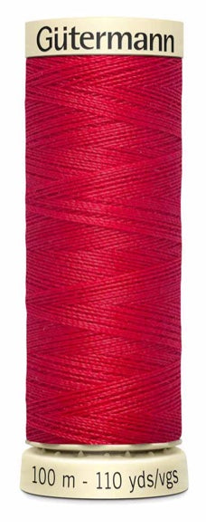 Gütermann Sew All Thread Polyester Scarlet