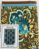 Blue Rose 3 Yard Quilt Kit