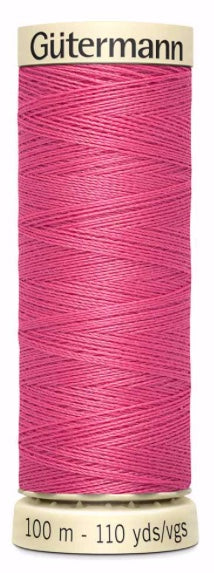 Gütermann Sew All Thread Polyester 100M Hot Pink