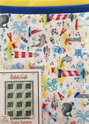 Whale Hello 3 Yard Quilt Kit