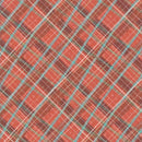 Tahoe Ski Week - Slalom Diamond Plaid $16.96/Metre