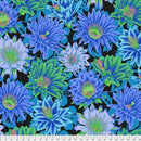 Kaffe Fassett Collective Cactus Flower Cool - Feb 2021