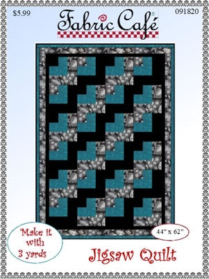 Lake Views 3 Yard Quilt Kit