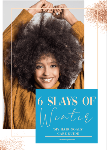 6 Slays of Winter: Keep That Hair Hydrated This Holiday Season!