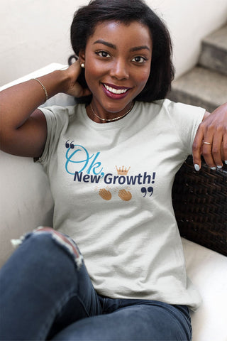 Okay, New Growth! Length Check Shirt *Limited Edition* - Pre-Order