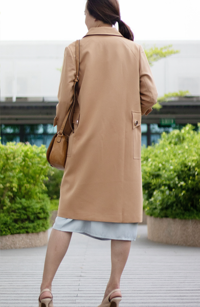 Vintage Inspired  Trench Coat