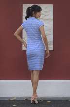Load image into Gallery viewer, Olive Ethereal Cheongsam