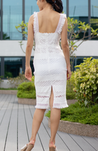 Load image into Gallery viewer, Panel Lace Dress