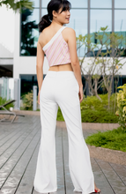 Load image into Gallery viewer, Kayley One Shoulder Midi Top