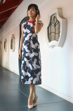 Load image into Gallery viewer, Phoenix Cotton Cheongsam