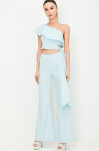 Load image into Gallery viewer, Ula Asymmetrical Midi Top