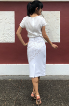 Load image into Gallery viewer, Bridget Classic Linen Cheongsam Top