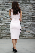 Load image into Gallery viewer, Rebecca Ruffle Pencil Skirt