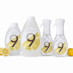 9 Elements Essentials Bundle Lemon