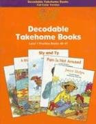 Decodable Takehome Books: Level 1: Practice Books 49-97 (Open Court Reading)