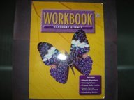 Harcourt School Publishers Science: Workbook Grade 3