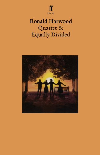 Quartet & Equally Divided (Faber Plays)