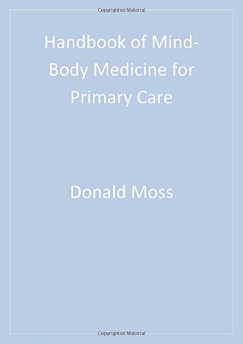 Handbook Of Mind-Body Medicine For Primary Care