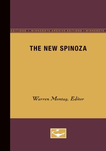 The New Spinoza (Theory Out Of Bounds)
