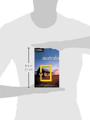National Geographic Traveler: Australia, 4Th Edition