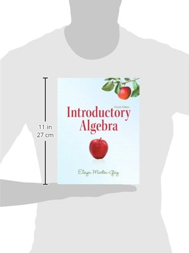 Introductory Algebra Plus Mymathlab/Mystatlab -- Access Card Package (4Th Edition)