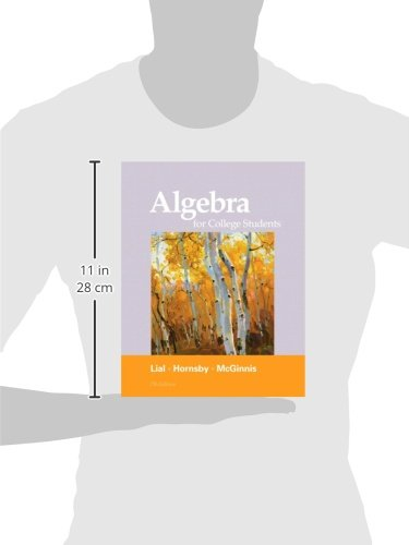 Algebra For College Students Plus Mymathlab/Mystatlab -- Access Card Package (7Th Edition)