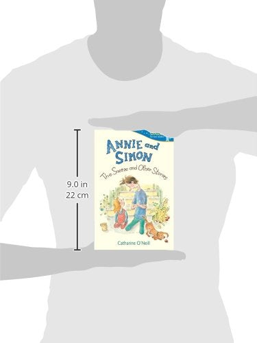 Annie And Simon: The Sneeze And Other Stories (Candlewick Sparks)