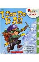 I Can Do It All (Rookie Ready To Learn)