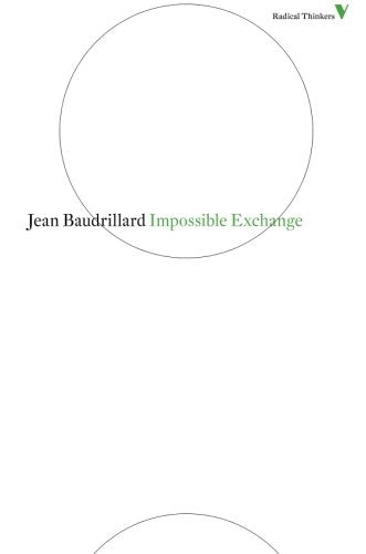 Impossible Exchange (Radical Thinkers)
