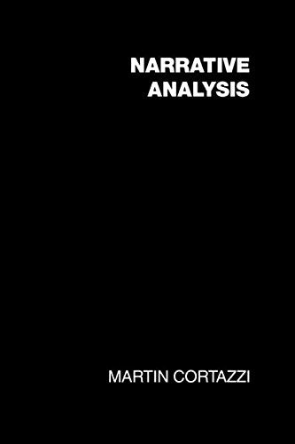Narrative Analysis (Social Research And Educational Studies Series)