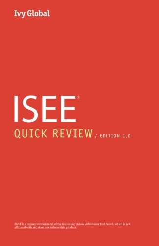 Ivy Global Isee Quick Review