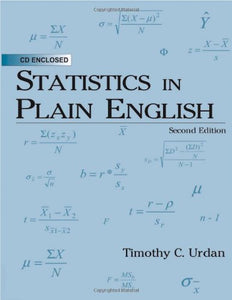 Statistics In Plain English, 2Nd Edition