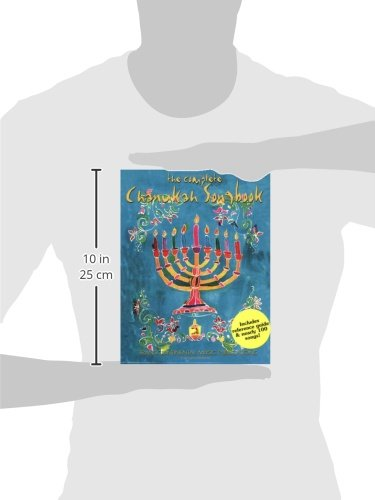 The Complete Chanukah Songbook (Transcontinental Music Folios) (English And Hebrew Edition)