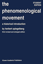 The Phenomenological Movement: A Historical Introduction (Phaenomenologica)