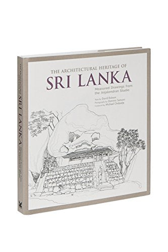 The Architectural Heritage Of Sri Lanka