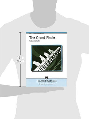 The Grand Finale: Sheet (The Alfred Duet Series)