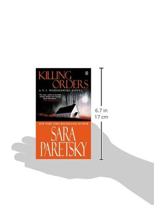 Killing Orders: A V. I. Warshawski Novels