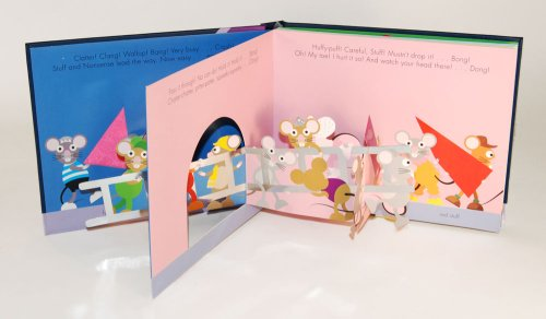 Stuff And Nonsense: A Touch-And-Feel Book With A Pop-Up Surprise!