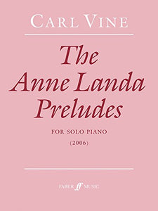 The Anne Landa Preludes (Faber Edition)