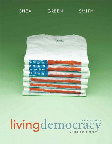 Living Democracy,  Brief National Edition (3Rd Edition)