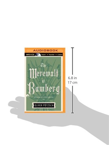 The Werewolf Of Bamberg (The Hangman'S Daughter)