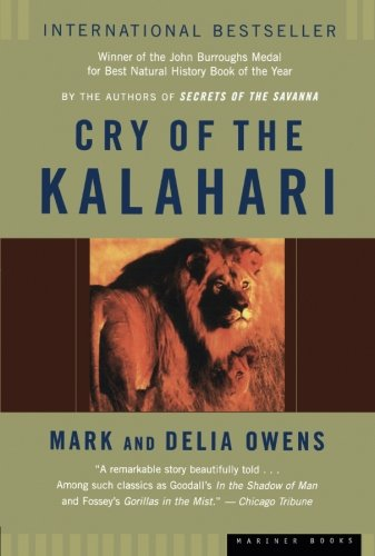 Cry Of The Kalahari