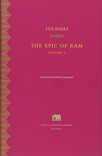 The Epic Of Ram, Volume 2 (Murty Classical Library Of India)