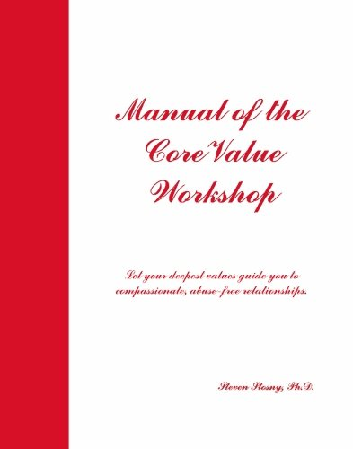 Manual Of The Core Value Workshop