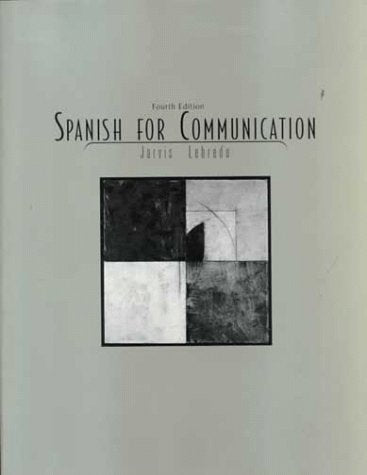 Spanish For Communication
