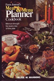 Farm Journal'S Meal And Menu Planner Cookbook
