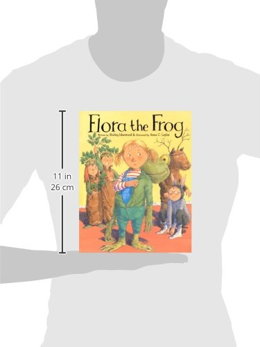Flora The Frog