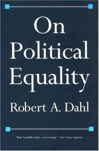On Political Equality